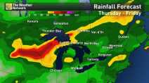Gusty storm may cause power outages in Ont., timing here