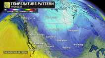 WEST: Arctic trough to bring coldest air of season so far