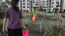 Hong Kong, southern China clean up after deadly typhoon