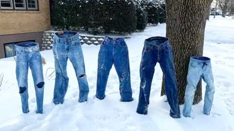 No These Arent Ghosts Its Just Really Cold